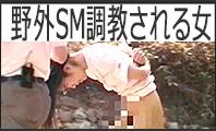 野外SM調教される女のエロ画像集 120_122