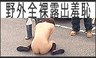 野外全裸露出プレイで羞恥責めされる女の画像集 120_123