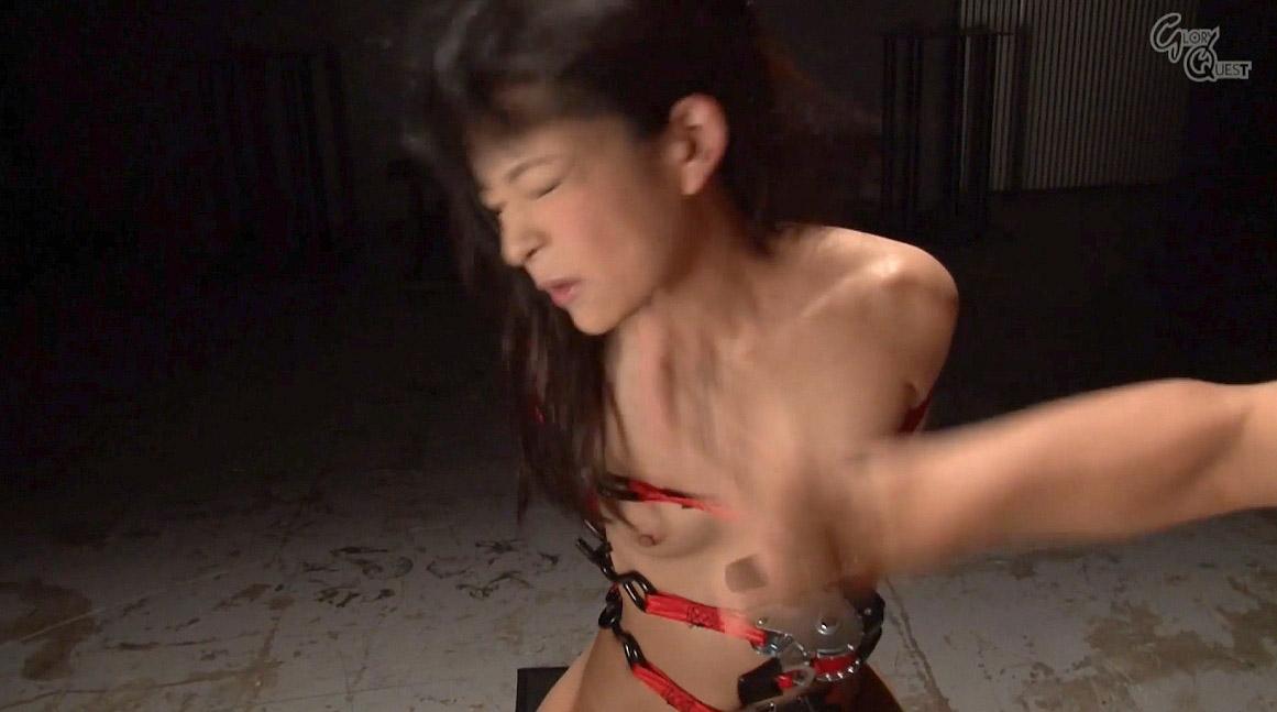 SM調教 ビンタされる女 あべみかこAV女優画像 -SMJP abe05