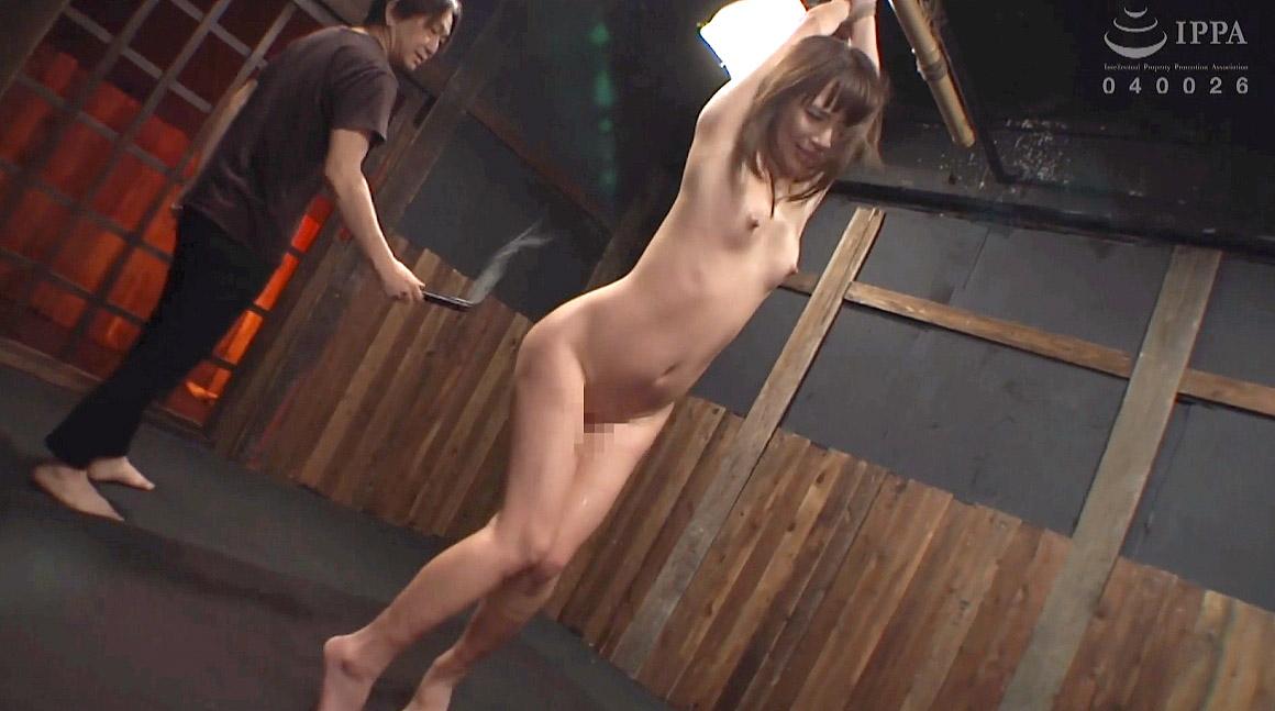 鞭打たれる女のSM調教画像 花咲いあん -SMJP