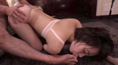 犯されながら這いつくばって足を舐めさせられる女の画像 川菜美鈴 -SMJP