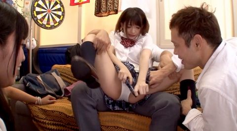 性的いじめにあう女の画像 麻里梨夏 -SMJP