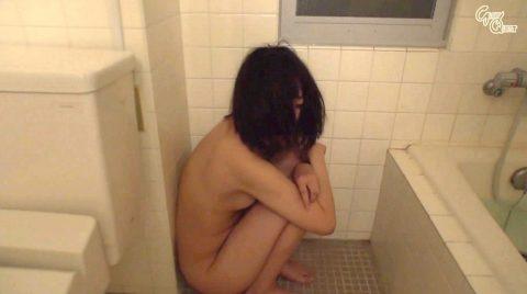 SM調教の恐怖にうずくまる女の画像 七海ゆあ -SMJP