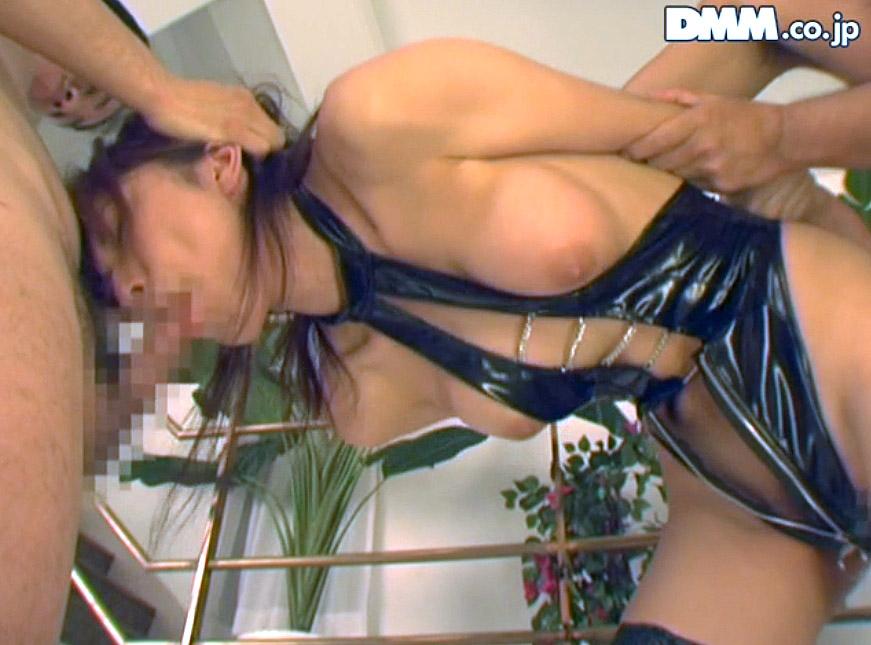 フェラチオを強要される女の画像 立花里子-SMJP