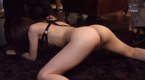 惨めさに床に崩れ落ちる女の美尻エロ画像 相沢みなみ-SMJP