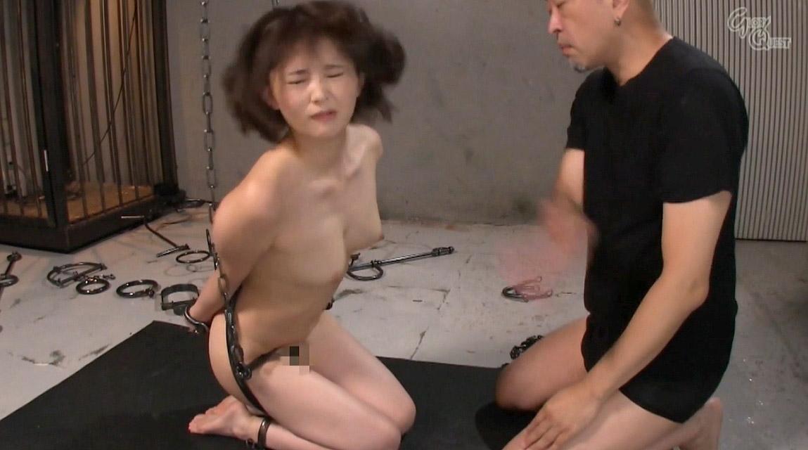ガチでビンタされる女のエロ画像 妃月るい-SMJP