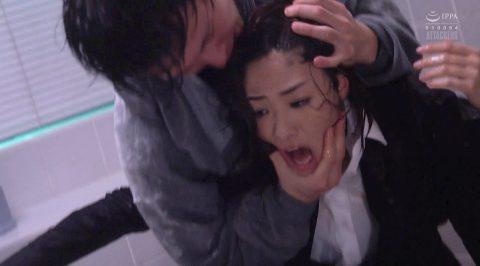 水責めされる女、襲われて水責めでいう事を聞かされる女の画像 川上奈々美/SMJP