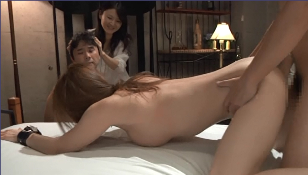 彼氏の前で犯される女 小西悠/SMJP