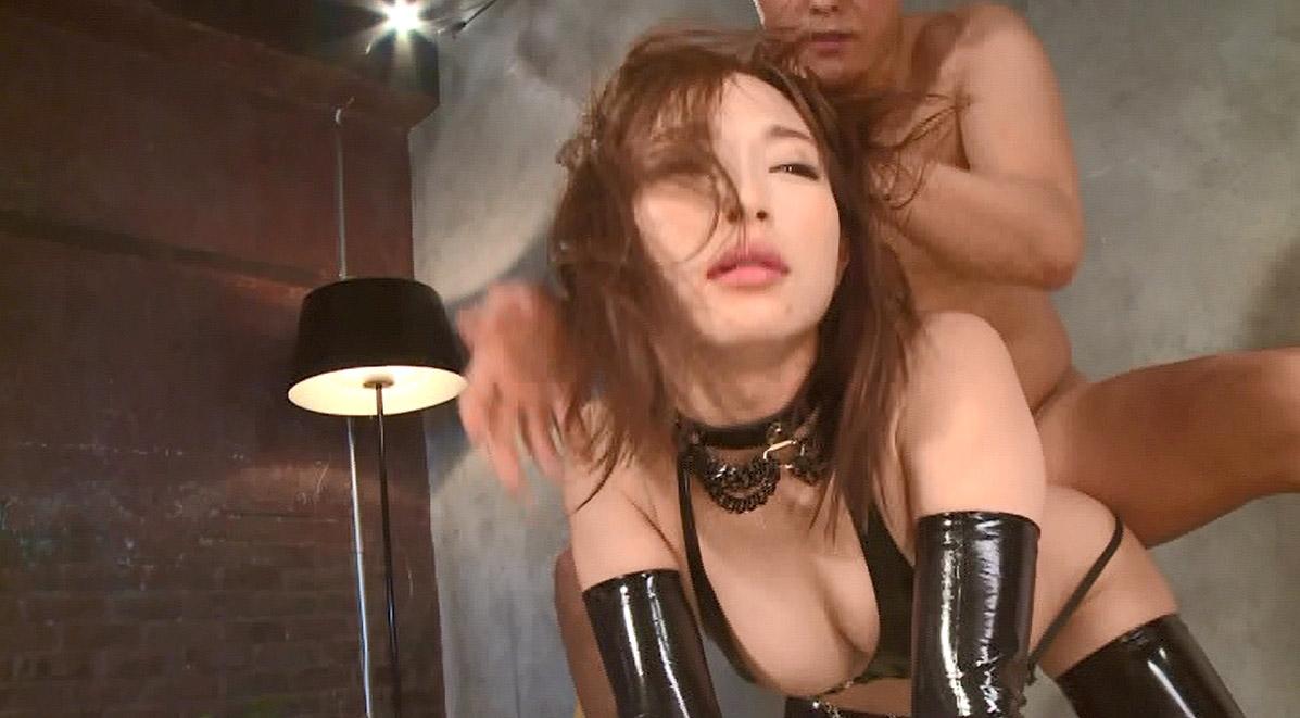 髪の毛鷲掴みで引っ張られながら犯される女 小西悠/SMJP