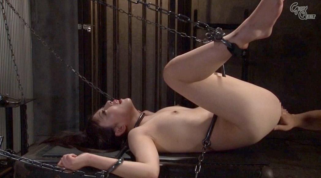 SM調教で哀れな姿に拘束される女の画像 黒木いくみーSMJP