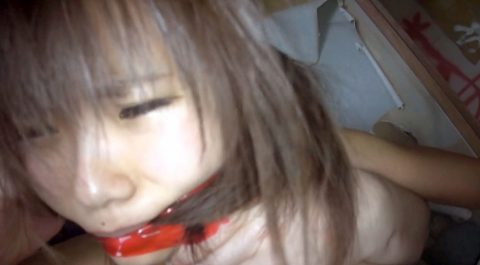 残酷に犯される女の強姦レイプAV画像 加賀美シュナ/SMJP