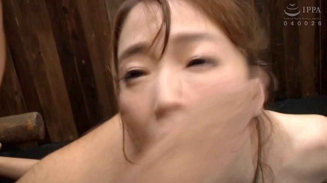 ビンタ画像、マジビンタされる女のエロ画像 涼川絢音