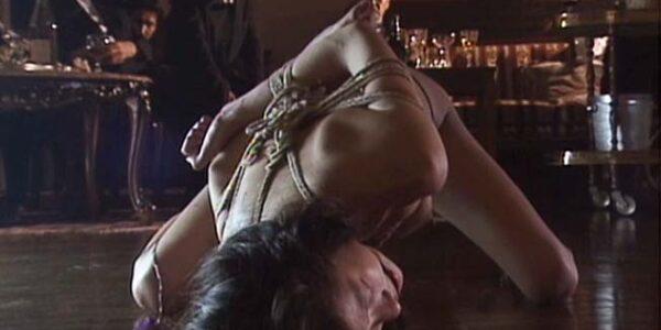 公開SM調教画像、全裸で後ろ手に縛られて床にひれ伏して晒されるマゾ女の画像 芦屋瞳/SMJP=なおとSM=